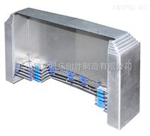 恒輪機床伸縮防護板