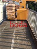橋梁檢修維護加固噴漆涂裝高空作業平臺車