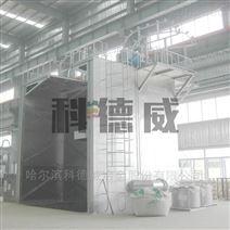 用于风电铸件生产的球化孕育处理站
