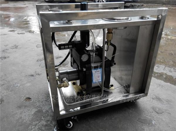 气动液体增压系统