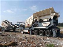 山东时产200吨移动破碎机现货,嗑石机按揭