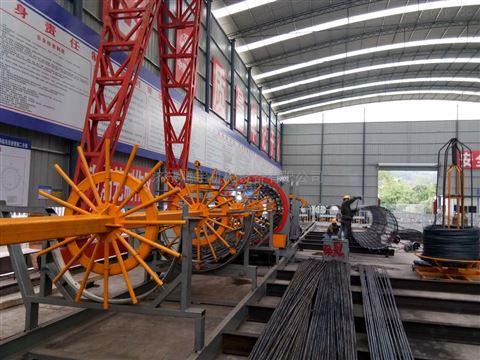 工程机械钢筋笼滚焊机