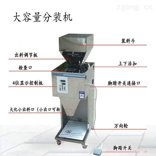 产品库 通用设备 其它设备 包装机械 zh 粉末分装机  型号: zh 价格