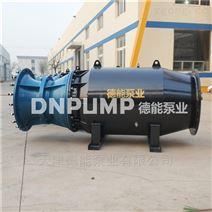 浮筒泵_漂浮泵_浮在水面上的潛水軸流泵