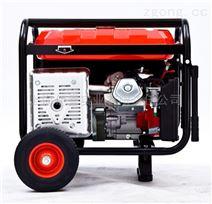 电子打火汽油发电机7kw