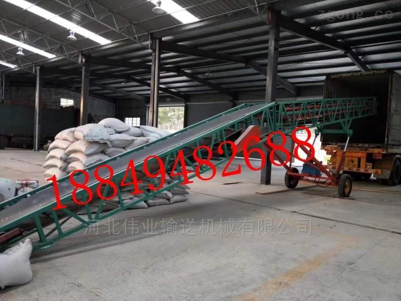集装箱重型货物装卸车输送机