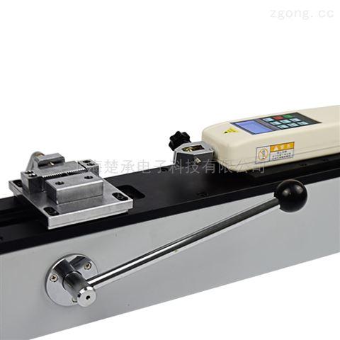 手动卧式测试台拉力测试仪价格