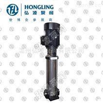 CDLF轻型不锈钢立式多级离心泵