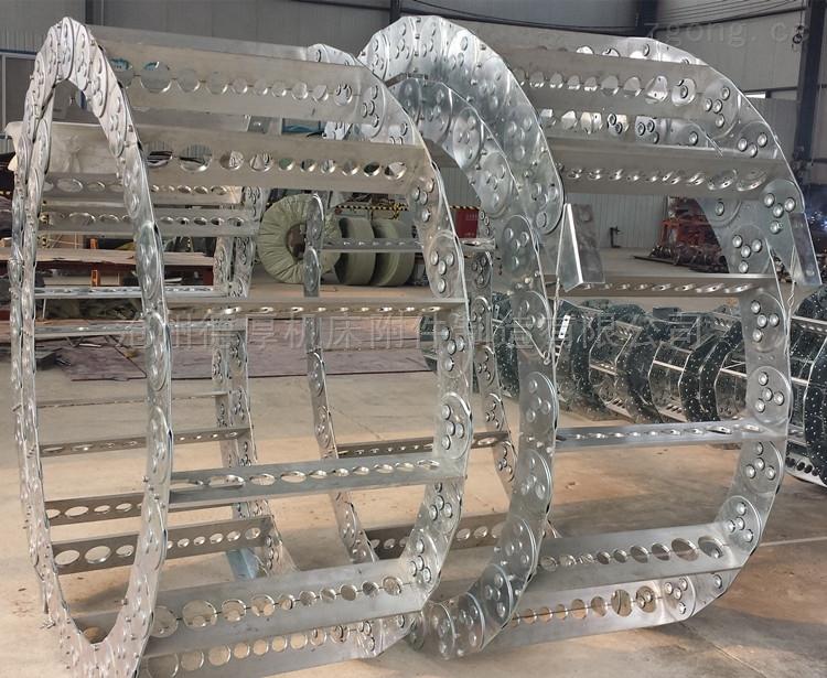 TL125-移动机械液压管钢铝拖链