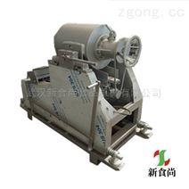 小麦米花高产量膨化机
