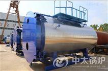 銷售 5噸WNS燃氣臥式蒸汽鍋爐廠家 供應全國