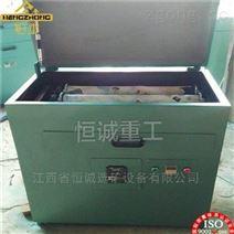 选矿设备XMB三辊四筒球棒磨两用机多功能