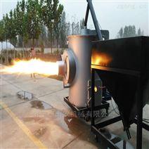 半年质保的沸腾燃烧机山东田农机械厂制造