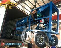 筛矿分级砂石设备滚筒筛运行稳无污染