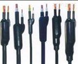 铜芯聚乙烯绝缘软护套线电力电缆(黄绿双色)