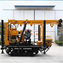 履带式液压岩心钻机XYD-130多地形勘探钻机