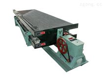 6S摇床玻璃钢摇床重选设备厂家