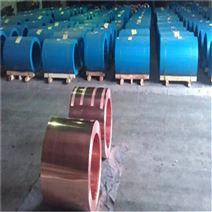 高塑性t4紫铜带*t6超宽铜带,高强度t5铜带
