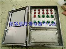 双层门BXMD防爆照明动力配电箱厂家直销