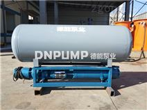 人工湖水循环漂浮水面抽水泵QF型浮筒泵