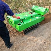 果园自走式开沟机 柴油35马力开沟施肥机