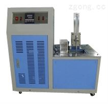 橡膠低溫脆性試驗機CDWJ-80多試樣法價格