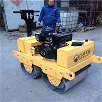 双钢轮压土机 方向盘压路机型号价格