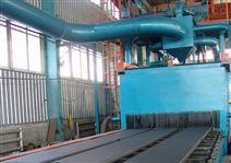 贵州遵义市角钢抛砂清理机 专业生产厂家