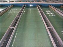 污水厂 辐流式斜板沉淀池生产厂家