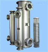物料加热螺旋螺纹管式换热器