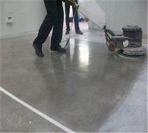 水泥自流平的完工特色增添了绚丽的色彩