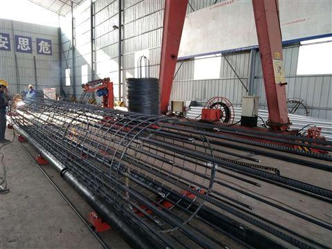 工程机械钢筋笼绕筋成型机厂家生产