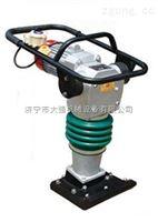 供应山东大强机械HCD80电动冲击夯