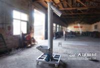 大汉生产污泥用输送设备垂直螺旋输送机
