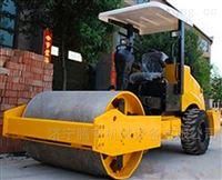 工程机械5吨单钢轮震动压路机