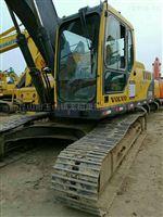 8成新沃尔沃210B二手挖掘大中小型挖土机