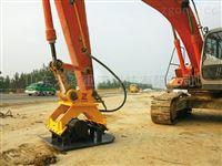 桂林液压夯实总成打夯机器挖掘机振动夯