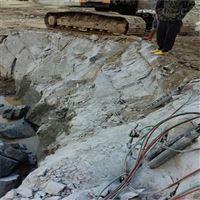 陕西安康全自动岩石分裂机